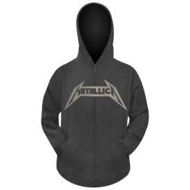 Sweat Zippé METALLICA - No Life Til Leather