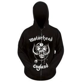 Sweat Zippé MOTORHEAD - England