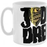 Tasse JUDGE DREDD - Law