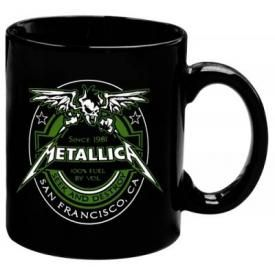 Tasse METALLICA - Black Fuel