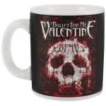 Tasse BULLET FOR MY VALENTINE - Skull