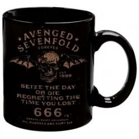 Tasse AVENGED SEVENFOLD - Seize The Day