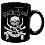 Tasse MOTORHEAD - March Or Die