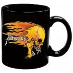 Tasse METALLICA - Flaming Skull