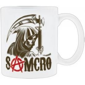 Tasse SONS OF ANARCHY - SAMCRO Coffee