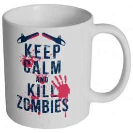 Tasse ZOMBIE - Keep Calm And Kill Zombies