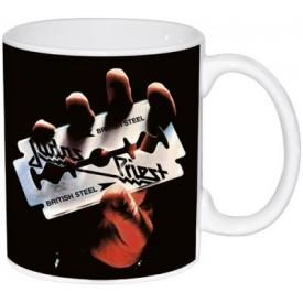 Tasse JUDAS PRIEST - British Steel