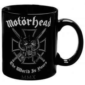 Tasse MOTORHEAD - Iron Cross