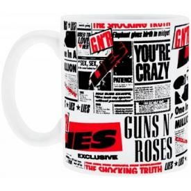 Tasse GUNS N ROSES - Lies