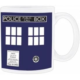 Tasse DOCTOR WHO - Tardis