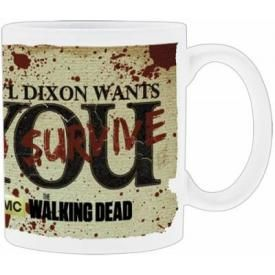 Tasse THE WALKING DEAD - Daryl Wants You