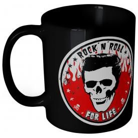 Tasse DIVERS - Rock 'N' Roll For Life