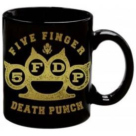 Tasse FIVE FINGER DEATH PUNCH - Brass Knuckles