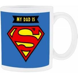 Tasse SUPERMAN - My Dad Is Superman