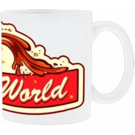 Tasse FALLOUT - Nuka World Bottle