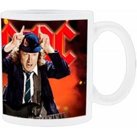 Tasse AC/DC - Angus Young Live