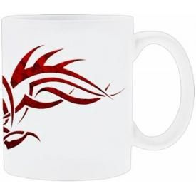 Tasse DIVERS - Red Tribal