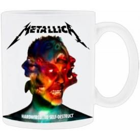 Tasse METALLICA - Hardwired To Self Destruct Cover