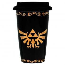 Tasse de Voyage NINTENDO - Zelda Triforce