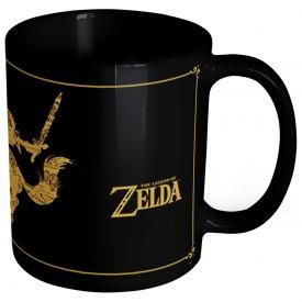 Tasse Thermosensible ZELDA - Map
