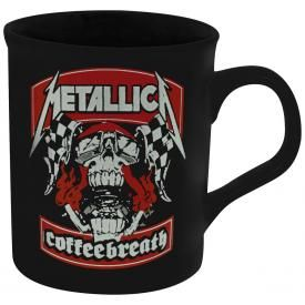 Tasse METALLICA - Coffeebreath