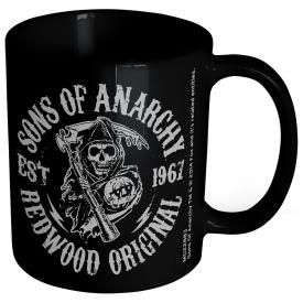 Tasse SONS OF ANARCHY - Redwood Original Est 1967