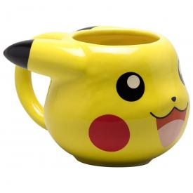 Tasse 3D NINTENDO - Pokémon Pikachu