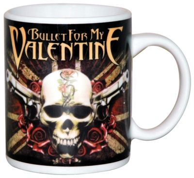 Bullet For My Valentine Skull Softland