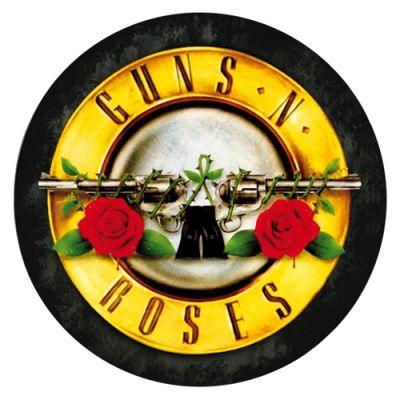 tabouret de bar guns n roses