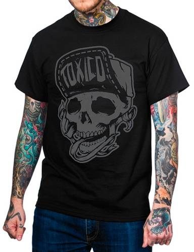 t shirt mec toxico suicidal t shirts rock a gogo. Black Bedroom Furniture Sets. Home Design Ideas
