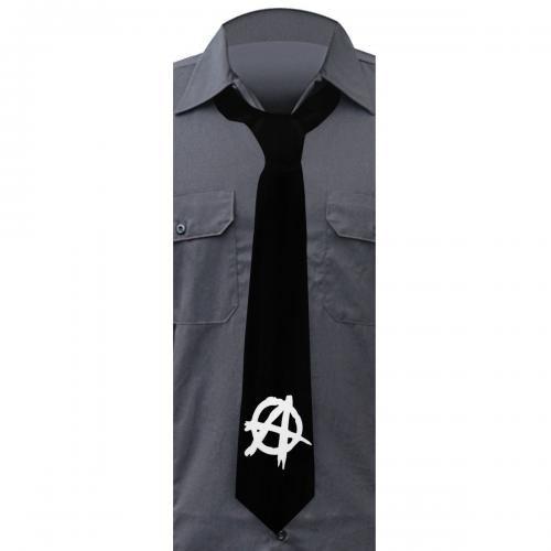 grande remise forme élégante super populaire Cravate DIVERS - Anarchy - Rock A Gogo