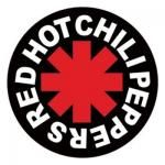 Sticker RED HOT CHILI PEPPERS - Logo