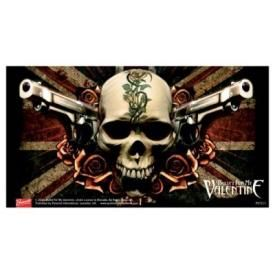 Sticker BULLET FOR MY VALENTINE - Skull
