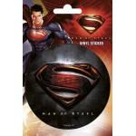 Sticker SUPERMAN - Man Of Steel