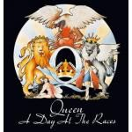 Sticker QUEEN - A Day At The Race
