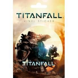 Sticker TITANFALL - Game Cover