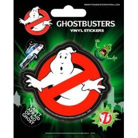 Pack de 5 Stickers GHOSTBUSTERS - Slime