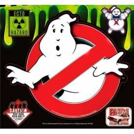 Pack de 5 Stickers GHOSTBUSTERS - Ecto