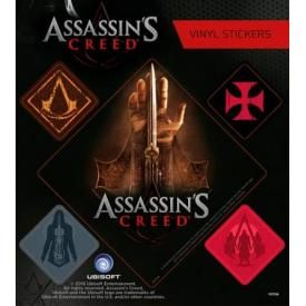 Pack de 5 Stickers ASSASSIN'S CREED - Movie