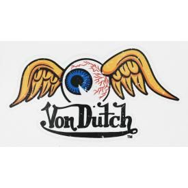 Sticker VON DUTCH - Flying Eye