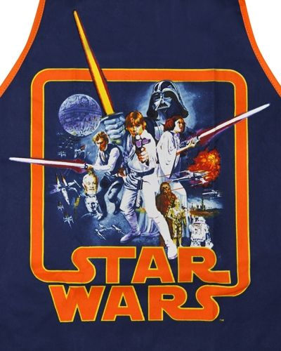 Tablier de cuisine star wars movie cover rock a gogo for Tablier de cuisine star wars