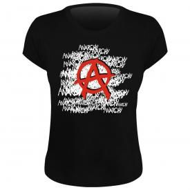 Tee Shirt Femme DIVERS - Total Anarchy