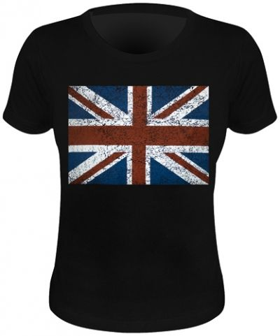 Image de Skinny DIVERS - Distressed Union Jack