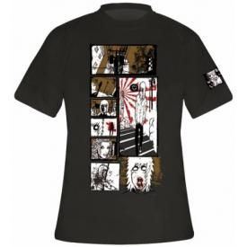 T-Shirt Mec ROCKABLOK - Love Hurts