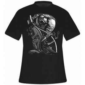 T-Shirt Mec ROCKABLOK - Death Kid