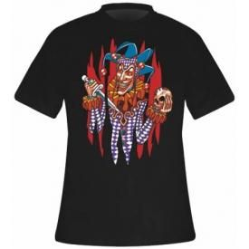 T-Shirt Mec ROCKABLOK - Buffoon
