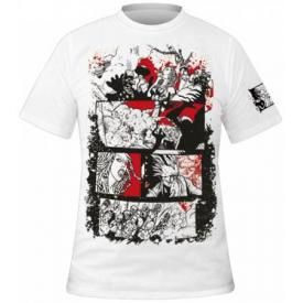 T-Shirt Mec ROCKABLOK - Fight
