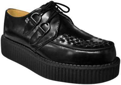 Chaussures Mixtes TUK , Creeper Mondo Lo