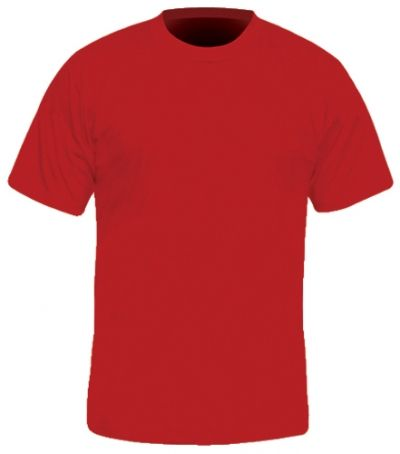 Shirt b amp c vierge rouge en solde 25 t shirts rock a gogo