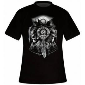 T-Shirt Mec TOXIC ANGEL - Guardian Of Midgard